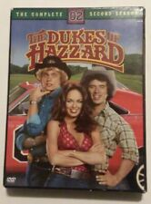Dukes of Hazzard - The Complete Second Season (DVD, 2005, 4-Disc Set) New/Sealed