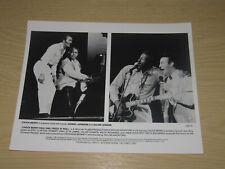 CHUCK BERRY HAIL! ROCK N ROLL - UK PROMO PRESS PHOTO ---