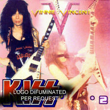 VINNIE VINCENT @DEMOS CD-2 RARE KISS !!! (Euphoria/Goran Edman/Glam Rock/Metal)