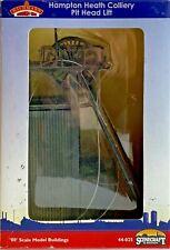 BACHMANN 00 GAUGE SCENECRAFT - 44-025 - HAMPTON HEATH COLLIERY PIT HEAD LIFT