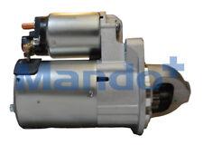 Starter Motor-EX, VIN: 8, GAS, FI, Natural, Hyundai MANDO 12A1366