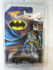 2015 (75 Years of Batman) HOT WHEELS - BATMAN LIVE BATMOBILE 1/8 in PROTECTOR!