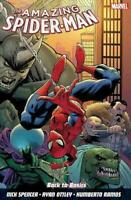 Amazing Spider-man Vol. 1: Back To Basics by Nick Spencer, NEW Book, FREE & FAST