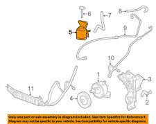 GM OEM-Power Steering Reservoir Tank 25736885