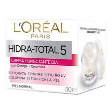 L'Oreal Hidra Total 5 Crema Humectante DIA ( 2 Pack )( Daily Cream )