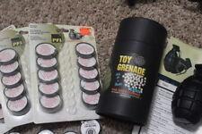 Shun Yang Airsoft Grenade NO.SY838 - 134A Gas & Coherer