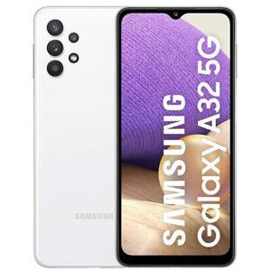 "Cellulare Smartphone Samsung Galaxy A32 5G SM-A32 6,5"" 4+128GB Dual Sim WHITE"