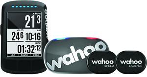 New Black Wahoo BOLT GPS Bike Computer – STEALTH BUNDLE