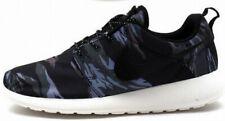 NIKE ROSHERUN GPX Vintage Black-Blue-Grey Tiger Camo roshe one sneaker new