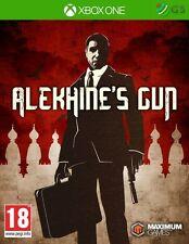 Alekhine's Gun Xbox One * NEW SEALED PAL *
