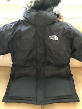 Mens Black North Face McMurdo Parka Large