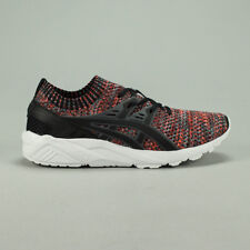 Asics Gel Kayano Knit Shoes – Black / Carbon new in box UK Size 7,8,10
