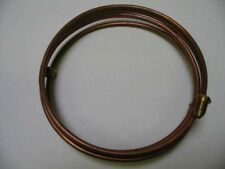 MORRIS MINOR COPPER FUEL PIPE WITH ENDS