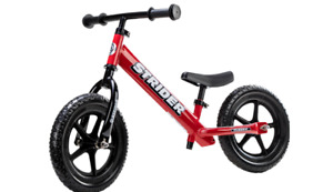 """New YOUTH KIDS STRIDER ST-M4RD12"""" Classic Balance Bike 49020004 (NO PEDALS)"""