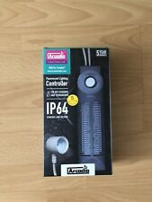"""Arcadia Fluorescent Lighting Controller 18w/20w 24"""" Product Box w Instructions"""