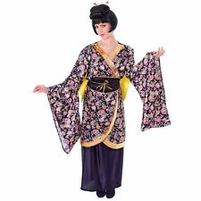 FANCY DRESS GEISHA GIRL JAPANESE ORIENTAL CHINESE  THEATRICAL COSTUME