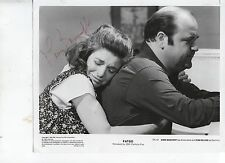 "Anne Bancroft signed photo/still  ""FATSO"". Married Mel Brooks-She won AA award"