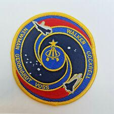 Nasa STS-51 G Mission Patch Officiel Original Espace 4.75in Fabriquées aux