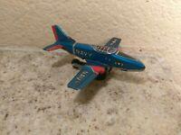 Vintage Tin Friction Toy Japan