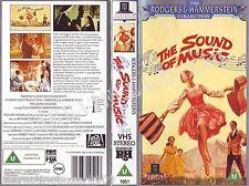 THE SOUND OF MUSIC Tutti insieme appassionatamente (1965) VHS IMPORT