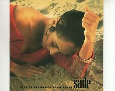 CD SADE	love is stronger than pride	EX- 1988 GERMAN (A2993)