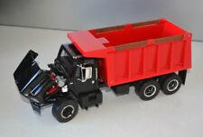 First Gear 1/25 Scale International Dump Truck Red Black
