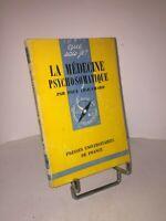 La médecine psychosomatique par Paul Chauchard  Que-Sais-Je ? n° 656