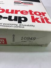 Fuel Injection Multi-Port Tune-up Kit BWD 10949 88-93 Honda Accord Prelude