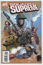Squadron Supreme #1-12 (Sep-Aug 2008-09, Marvel) [Complete Series] Chaykin Q