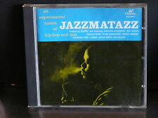 GURU Jazzmatazz Vol 1  An experimental fusion of hip hop and jazz 094632199829