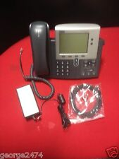 Cisco 7940G IP Phone, cp-7940 multilinea TELEFONO IP + ALIMENTATORE AA25480L
