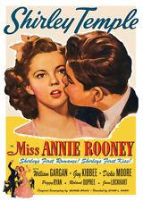 Miss Annie Rooney (DVD) Shirley Temple, Dickie Moore, Guy Kibbee