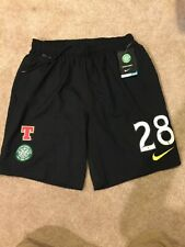 New Nike Celtic FC Dri Fit Soccer Shorts Size Large