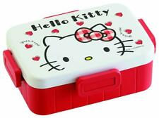New Hello Kitty Lunch Food Container/Bento Box 650ml - Made In Japan