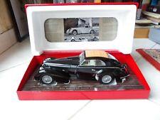 Alfa Romeo 8C 2900B Lungo 1938 noire Black 1/18 Minichamps neuve