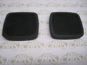 1932 & 1936-1940 Buick Brake Pedal and Clutch Pedal Pad | Black
