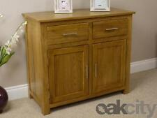 Solid Wood Modern 81cm-100cm Sideboards & Buffets