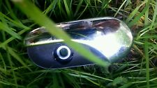 Saab 900/9-3/9-5 interior door handle chrome style left or right specify 95