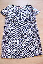 BODEN patterned  pippa Tunic-dress Size 6  WH988