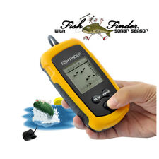 Sonar Sensor Fish Finder Alarm Transducer 100m (English Version)