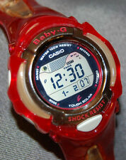 RARE! Casio Baby G GX-221-4AVCR JAPAN Limited Edition!  NEW SOLAR BATTERY!