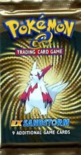 Pokemon EX Sandstorm Booster Pack