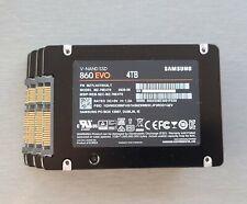Samsung 860 EVO 4TB 2,5 Zoll SATA Interne SSD Neu ! (MZ-76E4T0B/EU)