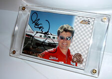Michael Waltrip Autographed 1996 Action Packed #58 - NMNT