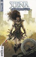 XENA Warrior Princess (2018) #5 - Cover A - New Bagged
