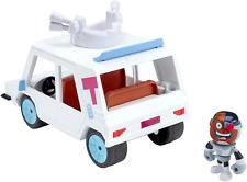 Teen Titans Go! DXR06 T-Car and Cyborg Vehicle/Figure