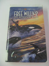 Free Willy 2: The Adventure Home (VHS, 1995, Clam Shell)