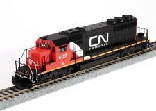 Broadway Limited - SD40-2 - Canadian Nation - Road #6127 - Paragon2 Sound/DC/DCC