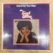 Candi Staton - Stand By Your Man LP, EX in SHRINK, Fame ST84202, Soul, Funk
