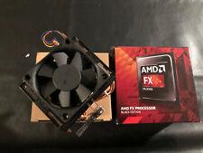 AMD Original HEAT SINK & FAN Excellent Condition